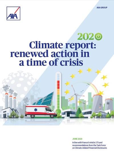 Rapport Climat 2020