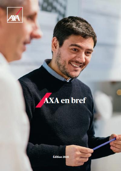 AXA en bref, édition 2020