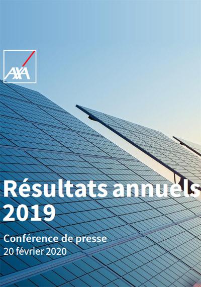 Résultats Annuels 2019, Présentation Presse